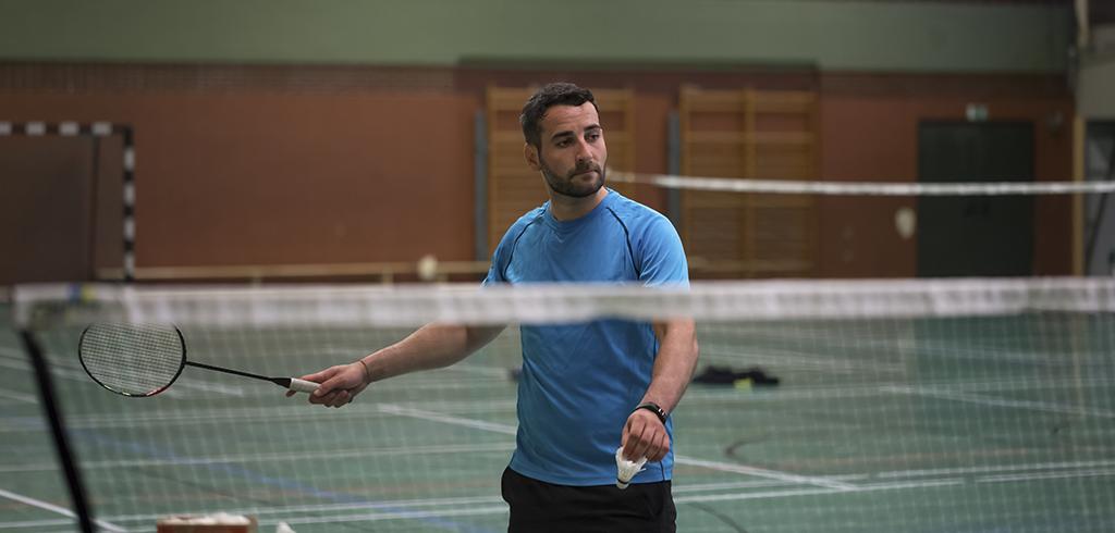 Erste Erfolge der Badminton-Jugend beim Bezirksranglistenturnier